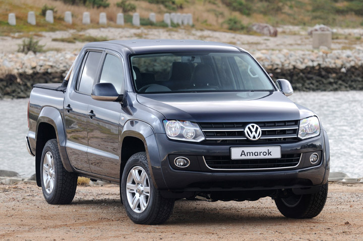 SA Roadtests - 2013 Volkswagen Amarok 4Motion automatic