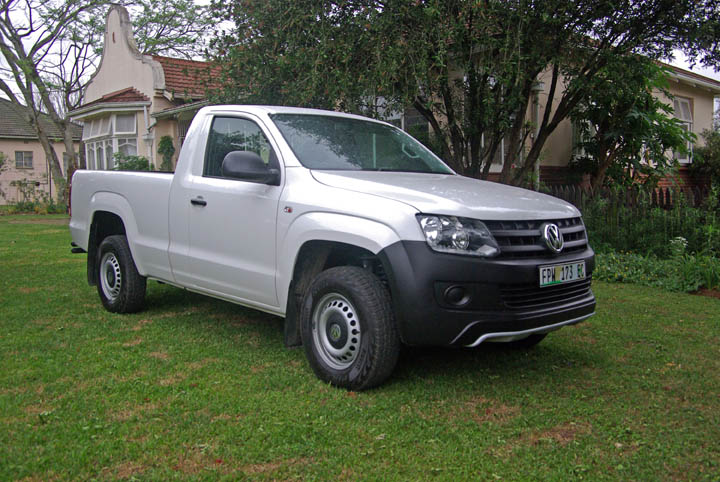 sa roadtests 2011 vw amarok single cab 90 kw basic. Black Bedroom Furniture Sets. Home Design Ideas