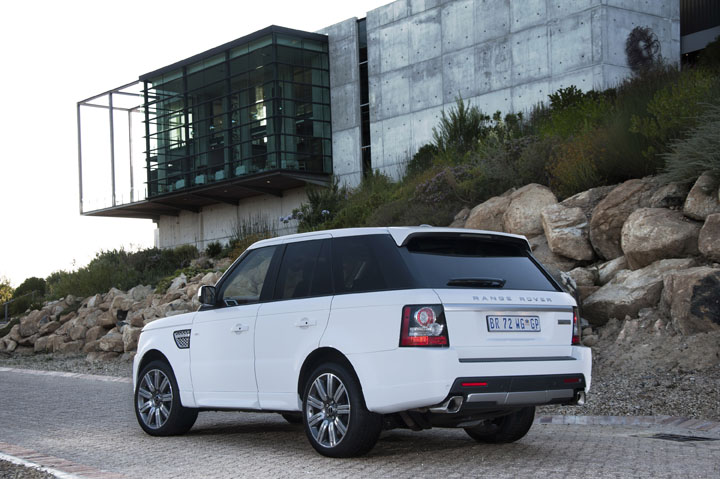 Sa Roadtests Launch Report 2012 Range Rover Sport And Autobiography