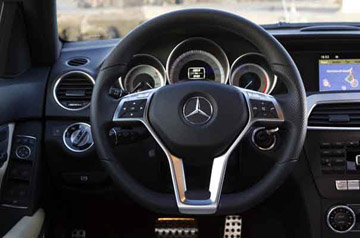 SA Roadtests - 2012 Mercedes-Benz C200 CDI