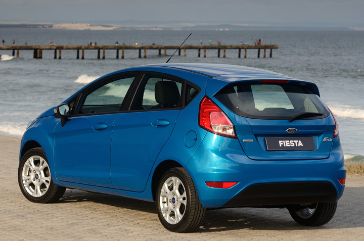 City Car Driving Ford Fiesta