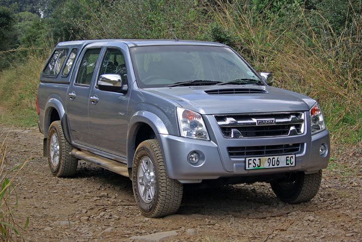 Sa Roadtests 2012 Isuzu Kb300 D Teq Lx