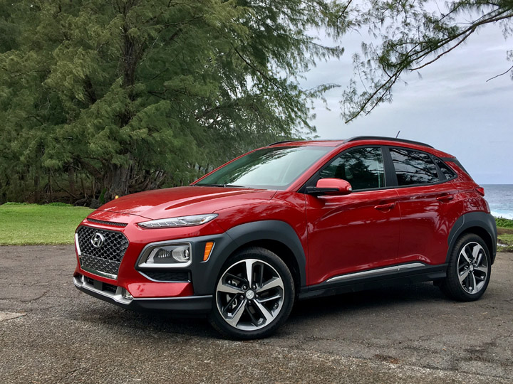 SA Roadtests - Review: 2019 Hyundai Kona 1 0T-GDI